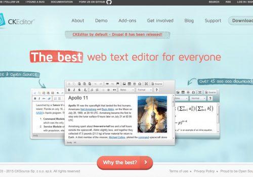 WordPressのCKEditorをインストールしたらプロフィール更新でエラーになる