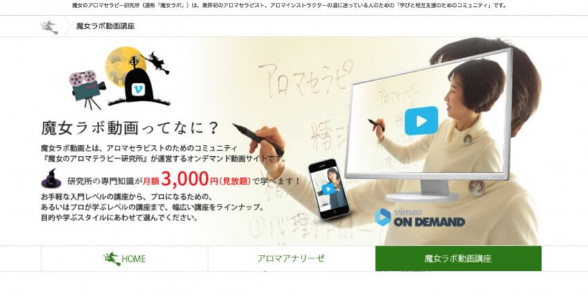 image-小さなサロンが動画販売をする方法 | WordPressを使ったサロンホームページのヒーリングソリューションズ